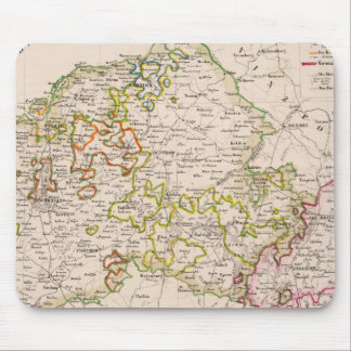 Mecklenburg, Germany Mouse Pad