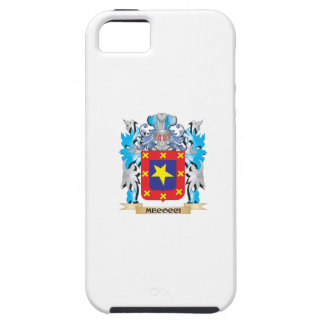 Mecocci Coat of Arms - Family Crest iPhone 5 Cover