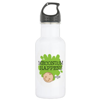 Meconium Happens Water Bottle 532 Ml Water Bottle