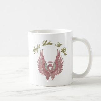 med-015-csfightlikeagirl.JPG Basic White Mug