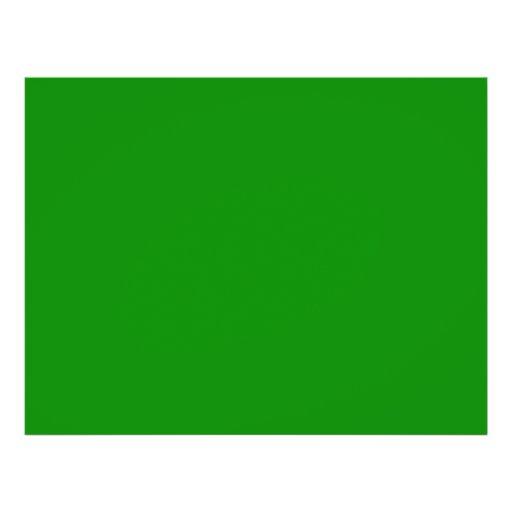 med green DIY custom background template Flyer Design