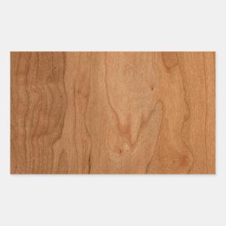 Med-Lt Wood Grain Sticker