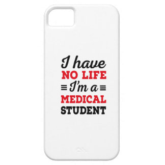 MED SCHOOL iPhone 5 CASE