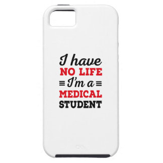MED SCHOOL iPhone 5 COVER