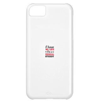 MED SCHOOL iPhone 5C CASE