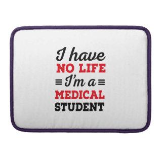MED SCHOOL MacBook PRO SLEEVE