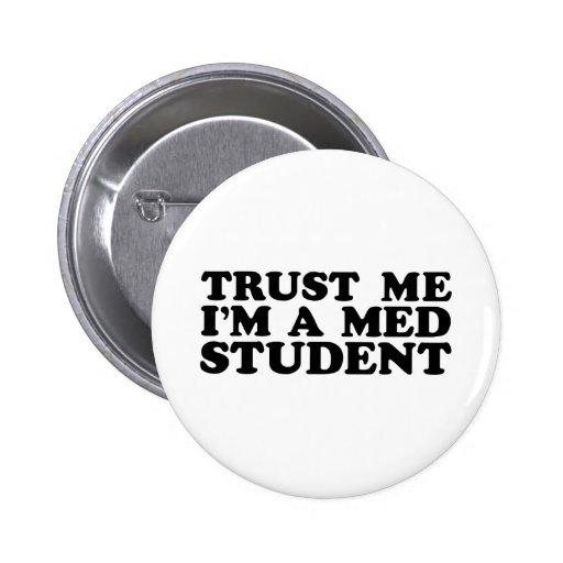 Med Student Pin