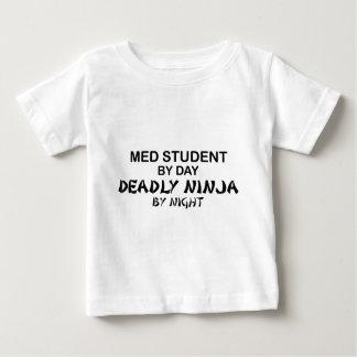 Med Student Deadly Ninja Tshirt