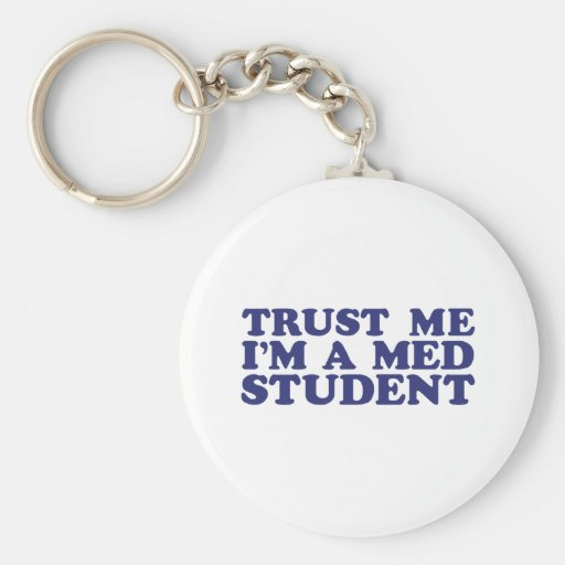 Med Student Keychain
