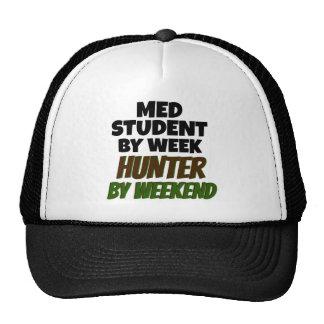 Med Student Loves Hunting Hats