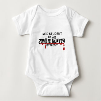 Med Student Zombie Hunter Tees