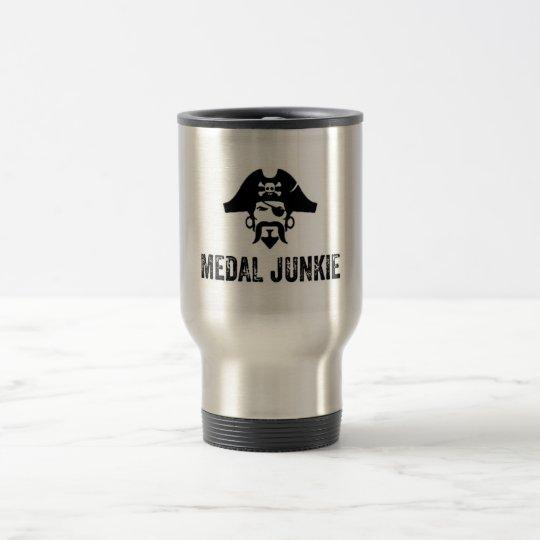 Medal Junkie Travel Mug