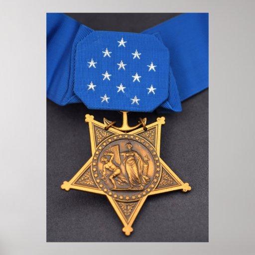 Medal of Honour Poster