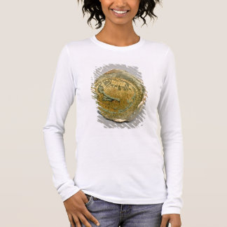 Medallion depicting Jonah and the whale, Roman, 4t Long Sleeve T-Shirt