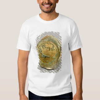 Medallion depicting Jonah and the whale, Roman, 4t Tee Shirt