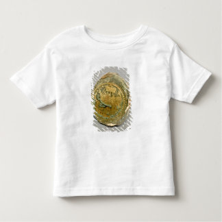 Medallion depicting Jonah and the whale, Roman, 4t Toddler T-Shirt