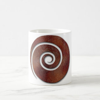 Medallion Spiral Mug