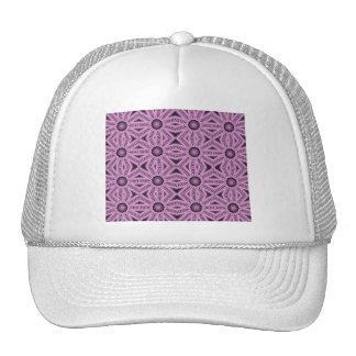medallions n tracery cap