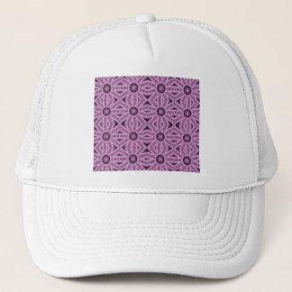 medallions n tracery trucker hat
