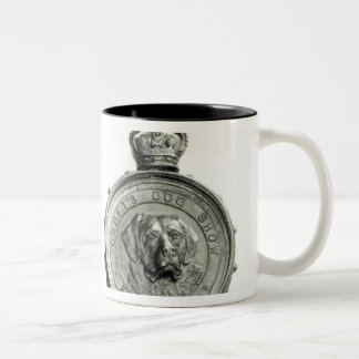 Medals from Cruft's Dog Show, c.1910 Two-Tone Coffee Mug