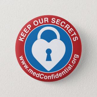 medConfidential button badge (medium)