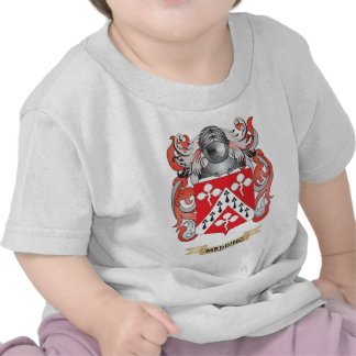 Medding Coat of Arms (Family Crest) Tee Shirts
