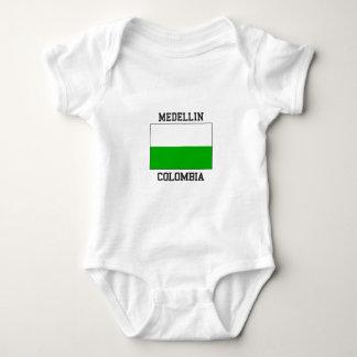 Medellin Colombia Baby Bodysuit