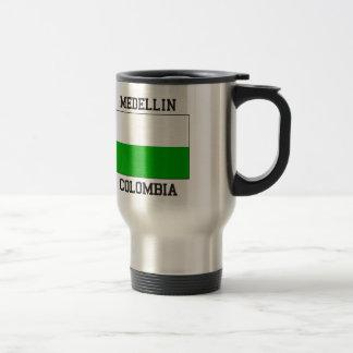 Medellin Colombia Travel Mug