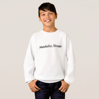 Medellin Shops Kids (Merch) Sweatshirt