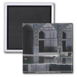 Medersa Mader-i-Shah, Isfahan, Iran Magnet