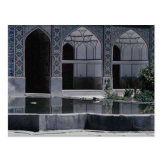 Medersa Mader-i-Shah, Isfahan, Iran Postcards