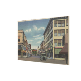 Medford, Oregon Canvas Print