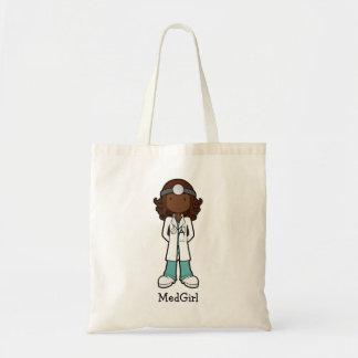 MedGirl Budget Tote Bag