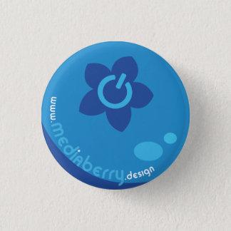 Media Berry Design Button