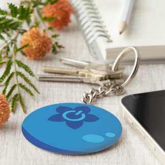 Media Berry Key Chain