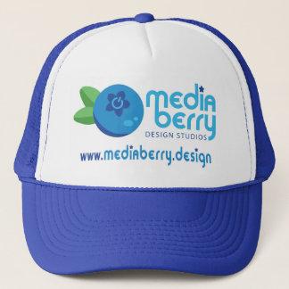 Media Berry Trucker Hat