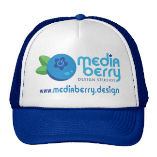 Media Berry Trucker Hat