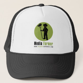 Media Farmer Trucker Hat