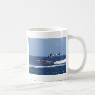 Media Helicopter Coffee Mug