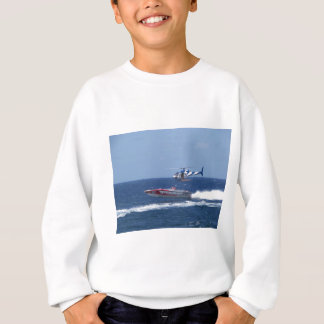 Media Helicopter Sweatshirt