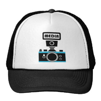 """Media/Photography """"Shout Out"""" Cap"""