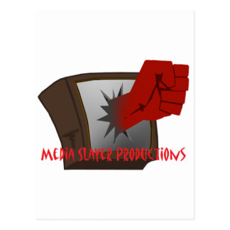 MEdia Slayer Accesories Postcard