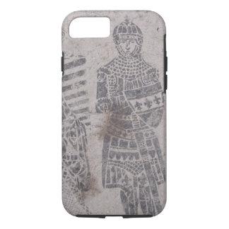 Mediaeval Knights Graffiti iPhone 8/7 Case