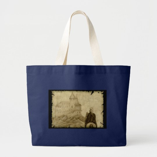 Mediaeval Large Tote Bag