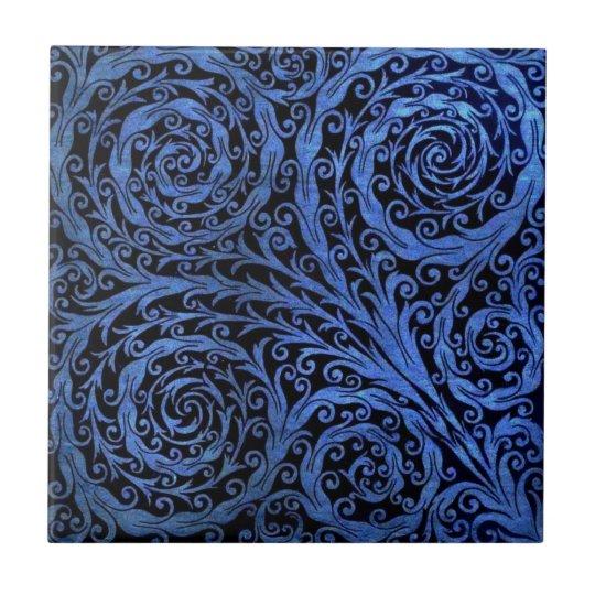 Mediaeval Tapestry Tile/Trivet Tile