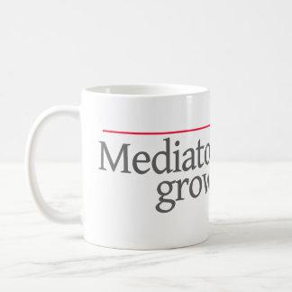 """""""MEDIATORS ACT LIKE GROWN-UPS"""" -- COFFEE MUG"""