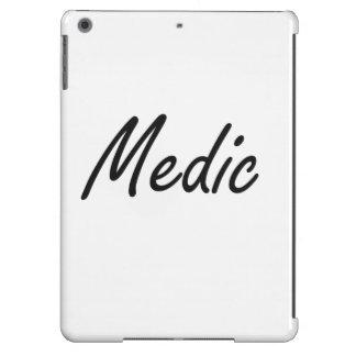 Medic Artistic Job Design iPad Air Covers