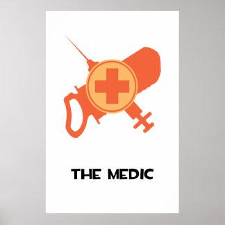 Medic ! posters