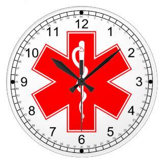 Medical Alert Wall Clock