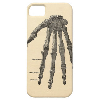 Medical Anatomy Hand Bones iPhone Case